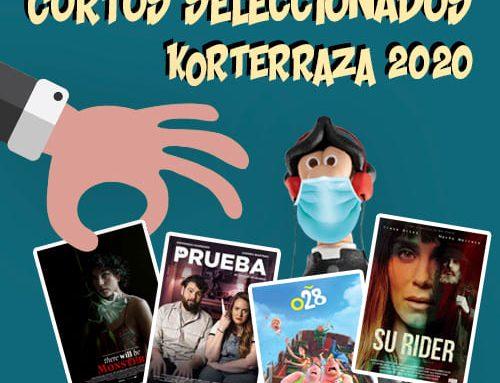 Aukeratutako film laburrak Korterraza 2020