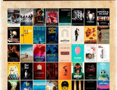 46 film laburrek osatzen dute Korterraza 2021