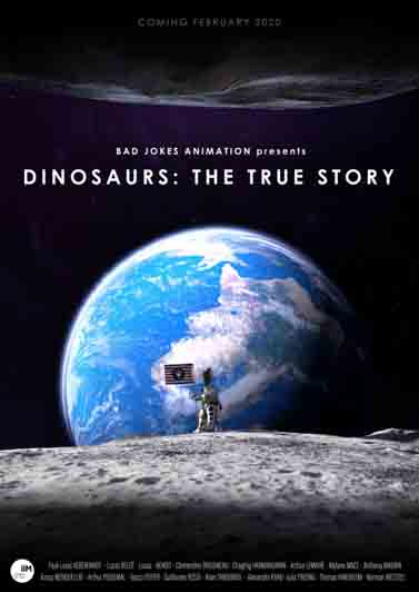 Dinosaurs: the true story