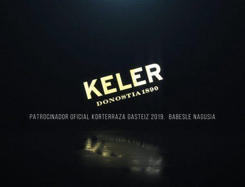 Gran noticia: ¡Keler se une a Korterraza!