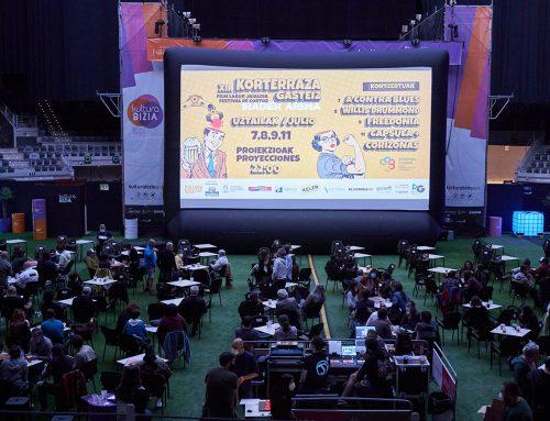 Korterraza cierra su edición de 2021 con cerca de 6.000 participantes en las 50 proyecciones celebradas en 38 localidades alavesas