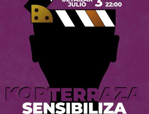 Korterraza Sensibiliza estrena premio
