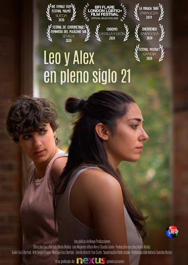 LEO Y ALEX EN PLENO SIGLO 21