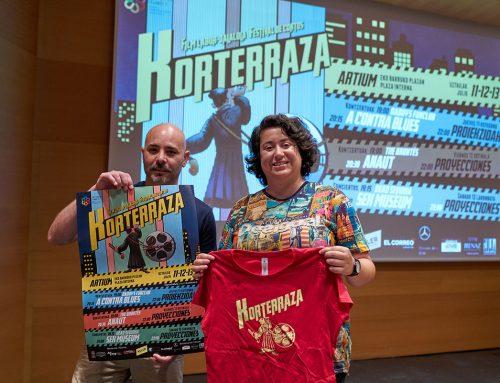 Llega la 10ª edición de Korterraza Gasteiz con 38 cortometrajes y 6 conciertos