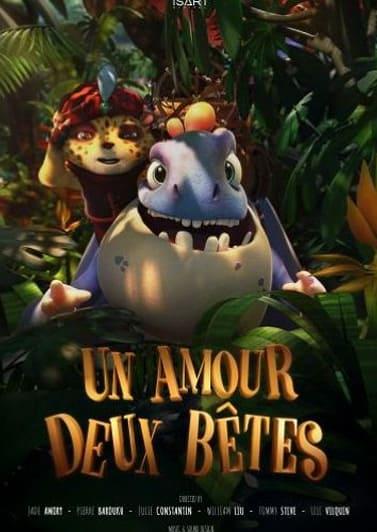 UN AMOUR DEUX BÊTES / SILLY BEAST