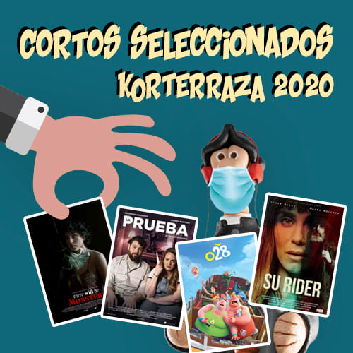 Cortos Seleccionados Korterraza 2020